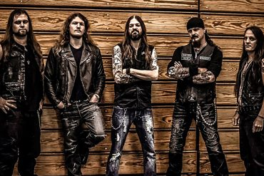 Kaminwerk 20-01-18 Iced Earth